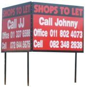 Signboards-on-Poles