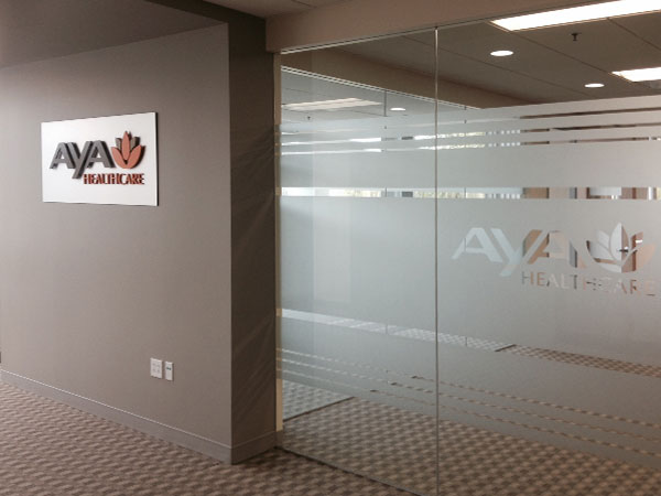 Frosted Glass Vinyl – Vital Brand